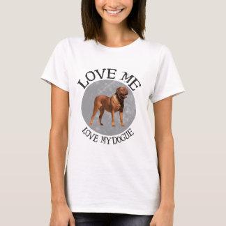 Love me, love my Dogue T-Shirt