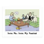 Love Me... Love My Keesies! Post Card