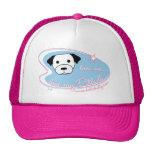 Love me...love my Pitbull Mesh Hats