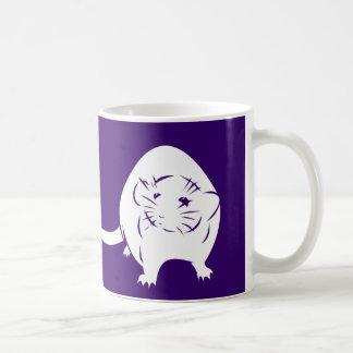 Love me love my rats coffee mug