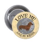 Love me, love my Wiener Button