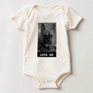 Love Me Organic Baby Bodysuit
