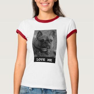 Love Me Ringer T (Women's) T-Shirt