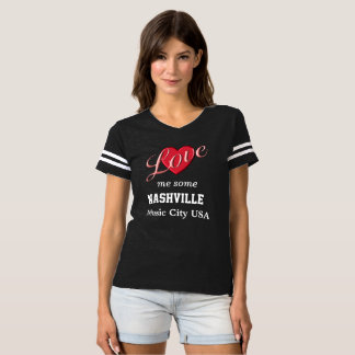 Love me some Music City USA T-shirt