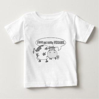 LOVE ME SOME VEGANS BABY T-Shirt
