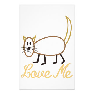 Love Me Stationery