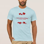 LOVE MEANS NOTHING TO TENNIS PLAYERS T-Shirt