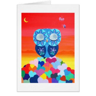 Love Meditations Card