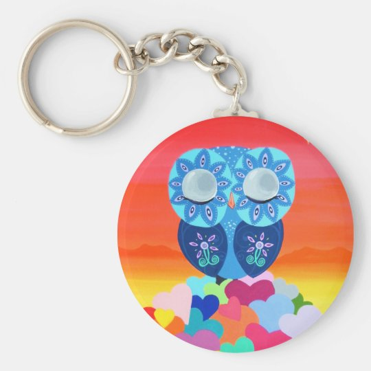 Love Meditations Keychain