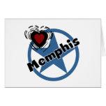Love Memphis Card