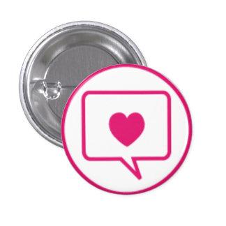 love message button