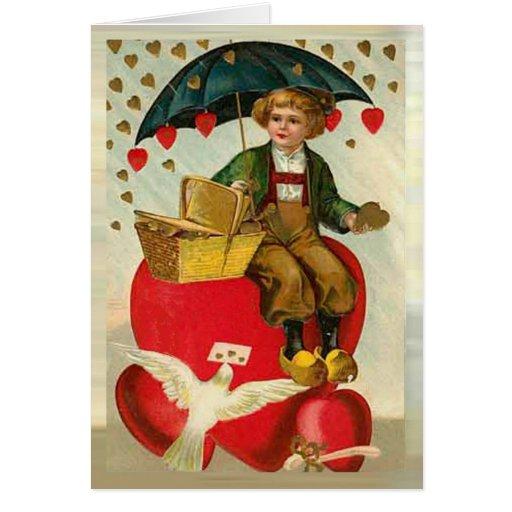 Love Messenger Greeting Cards