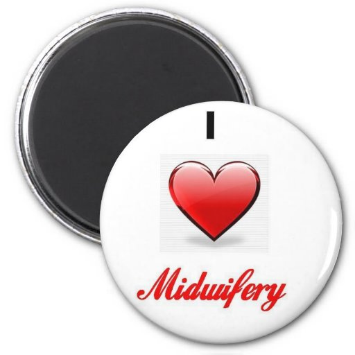 love midwifery magnets