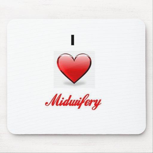 love midwifery mousepads