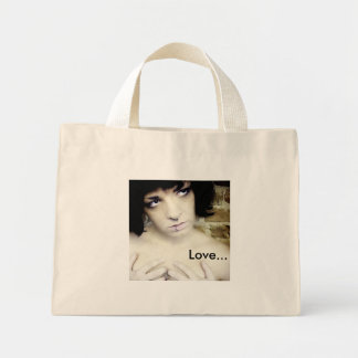 Love... Mini Tote Bag