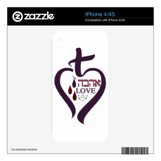 Love Ministries Skin For The iPhone 4S