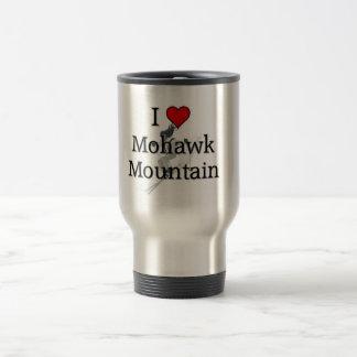 Love Mohawk Mountain 15 Oz Stainless Steel Travel Mug