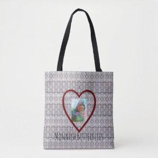 Love Monarch Butterflies Tote Bag