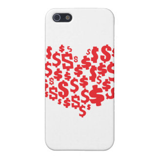 LOVE MONEY CASE FOR iPhone SE/5/5s