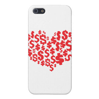 LOVE MONEY iPhone SE/5/5s CASE