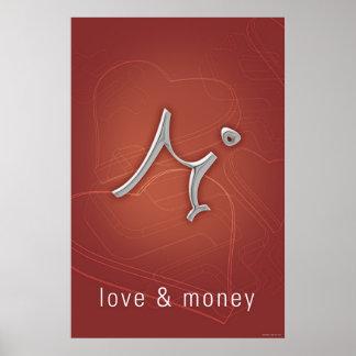 love & money posters