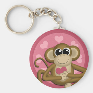 Love Monkey : Keychain