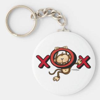 Love Monkey Valentine keychain
