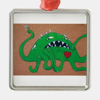 Love Monster Ornament