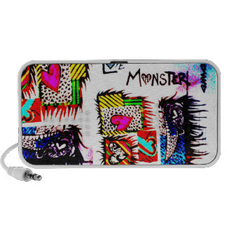 Love Monster Speaker