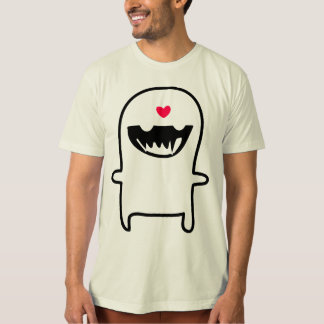 love monster tee shirt