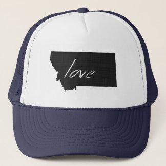 Love Montana Trucker Hat