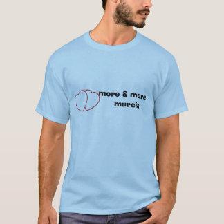 love more & more    murcia  por steve marcus T-Shirt