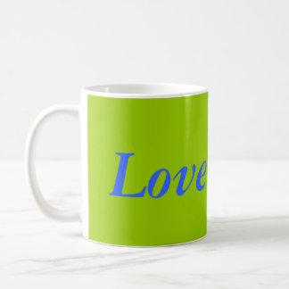 Love More Mug