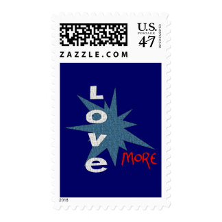Love More Postage