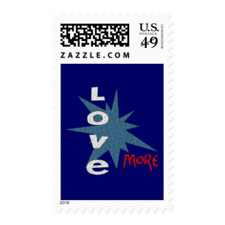 Love More Stamps
