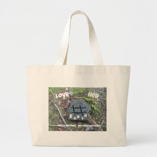Love Mother Earth. Tote Bag