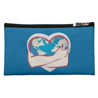 Love Mother Earth Cosmetic Bag