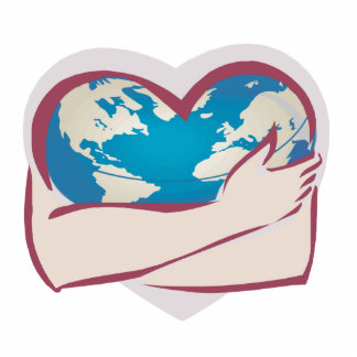 Love Mother Earth Cutout