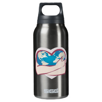 Love Mother Earth Insulated Water Bottle