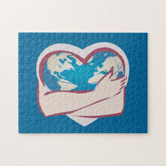 Love Mother Earth Jigsaw Puzzle