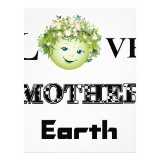 Love Mother Earth Letterhead