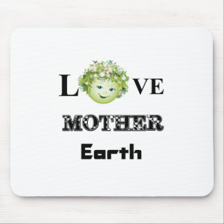Love Mother Earth Mouse Pad