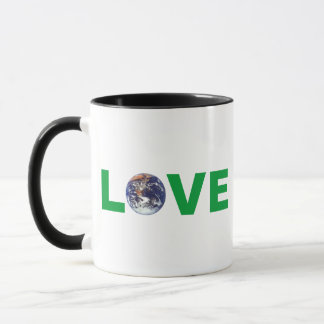 Love Mother Earth Mug