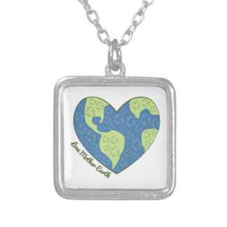Love Mother Earth Personalized Necklace