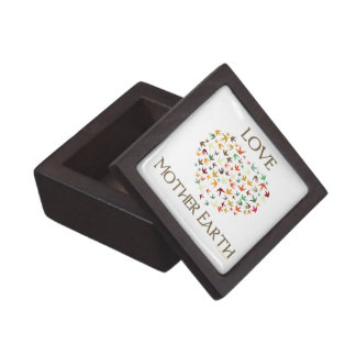 Love Mother Earth Premium Jewelry Boxes