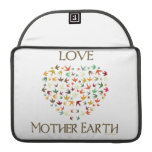 Love Mother Earth Sleeve For MacBooks