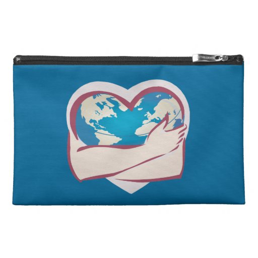 Love Mother Earth Travel Accessories Bag