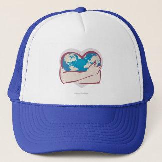 Love Mother Earth Trucker Hat