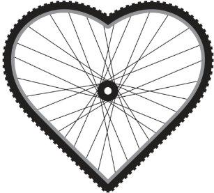 218d3ad6942 Love Mountain Biking Trucker Hat