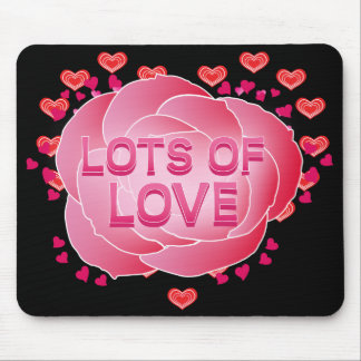 Love Mouse Pad
